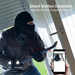 Image 4 - Enov système de sécurité extérieur sans fil 8CH 1080P, caméra Ip Wifi 2mp, NVR, Kit de vidéosurveillance dôme