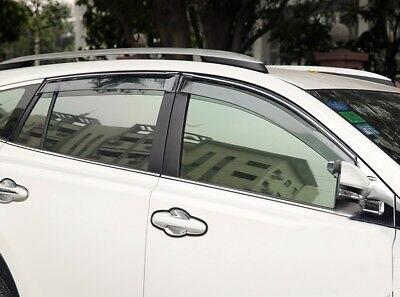 Pare-brise pare-soleil pare-pluie 4 pièces pour Toyota RAV4 XA40 2013-2018