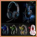 Sades sa-708 gaming headset estéreo fones de ouvido fones de ouvido com microfone para computador portátil skype telefone móvel de alta qualidade
