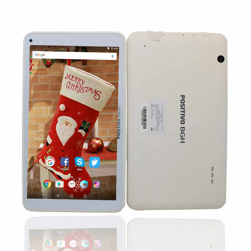 Y700 Tablet PC Android 6.0 1 GB/8 GB Quad-Core 1024x600 7inch witte Tablet WIFI Bluetooth 4.0 HD Scherm Multi-touch voor kids