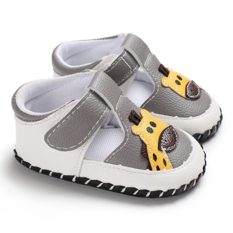 First Walkers Baby-Boys-Girls Shoes Non-Slip Soft-Sole Toddler Newborn Infant Casual