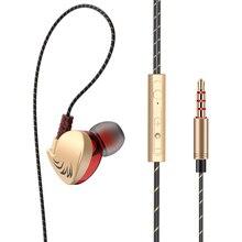Aibesser moda estilo dos desenhos animados de segurança telefone audio jack de 3.5mm do fone de ouvido fone de ouvido baixo pesado fone de ouvido para a execução de leitura andando