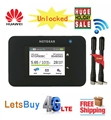 Разблокированный Netgear Aircard 790s (AC790S) 300 Мбит/с Cat6 4G Мобильная точка доступа Wifi роутер портативный Wi-Fi роутер плюс скачок Boost линия передачи данн...