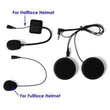 Бренд лексин гарнитура и закрепить комплект Интимные аксессуары для lx-b4fm Bluetooth Шлем переговорные Интерком разъем для наушников