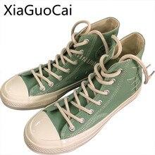 Peppermint Green Vintage Men Casual Shoes