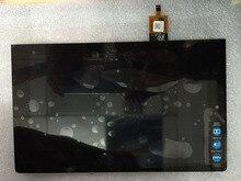 """NUEVO 8 """"Pulgadas Tablet Lenovo Yoga 2 830 830F LCD Panel de la pantalla Táctil Digitalizador de color NEGRO EN el envío libre"""