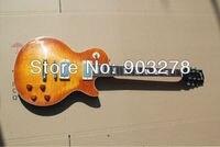 aged body ,new light cs sunburst Standard aged LP electric guitar, customsize guitar