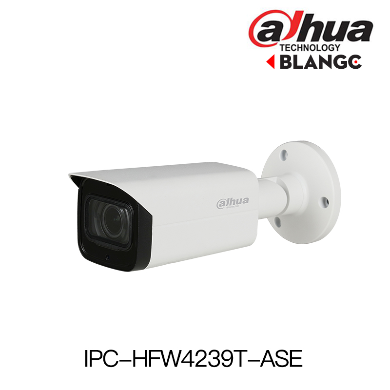 In stock DH 1080p WDR Full-color Starlight Bullet Network camera H.265 outdoor IP Camera IPC-HFW4239T-ASE Audio Alarm IP67 dh h 265 1080p ip camera ipc hfw4231t ase starlight wdr ir mini bullet network camera with audio ip67 ik10 outdoor ip camera