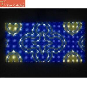 Image 5 - 256x128mm livraison gratuite matricielle P4 RVB LED écran publicitaire à led led écran carte de module 64x32 pixels haute résolution led laffichage tv