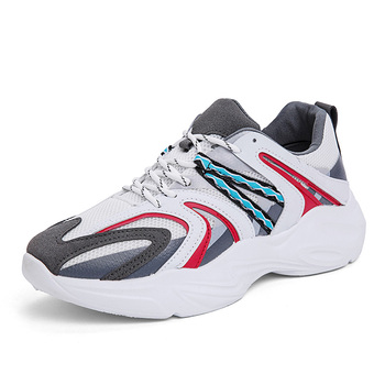 New High Quality Men Tennis Shoes Non-slip Breathable Sneakers Male Tennis Wear-resistant Jogging Sport Sneakers Tenis Masculino