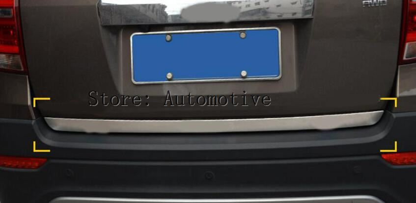 New Style For Chevrolet Holden Captiva 2011 2015 Rear