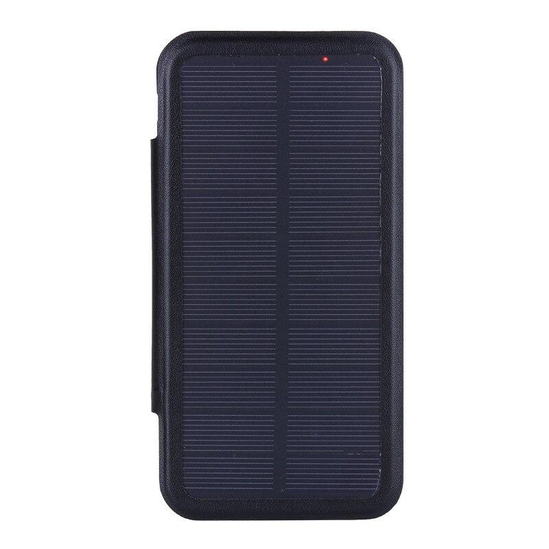 5000 мАч внешний Запасные Аккумуляторы для телефонов Солнечный Мощность для iPhone 7 Plus 6S Plus 5.5 дюйма 3000 мАч Батарея Зарядное устройство чехол для…