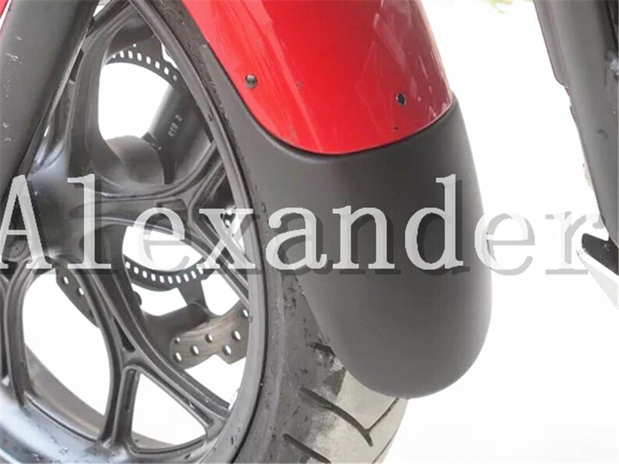 Extension d'extension de garde-boue avant moto pour Honda NC700X NC700S NC750X NC750S NC700 NC750 NC 700 750 2012-2018