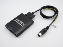 Yatour for Volvo XC70 C70 S60 V70 S40 Car Mp3 Player USB Radio Bluetooth Adapter CD HU403 HU615 HU803 HU650 SD Aux Kit YT-m06