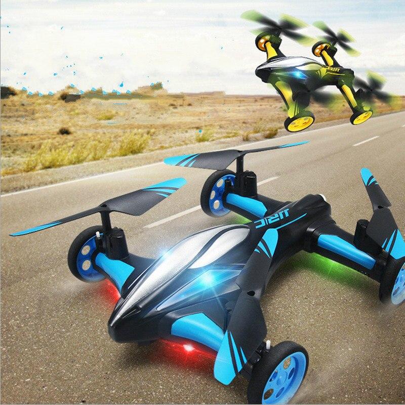 RC quadrirotor télécommande Drone véhicules volants voitures volantes jouet cadeau d'anniversaire pour enfants enfants