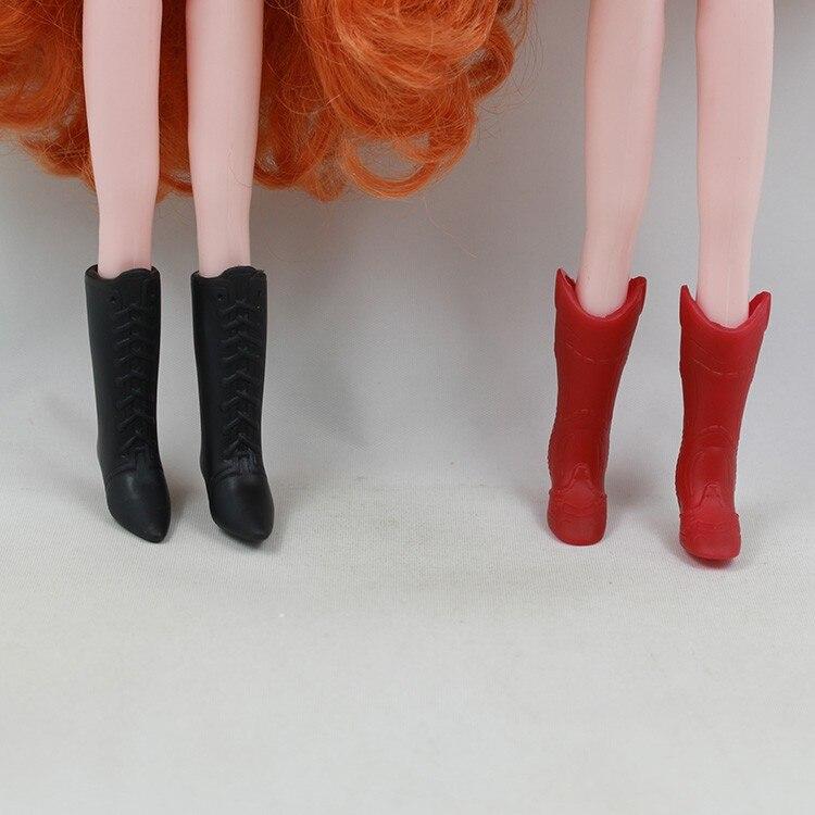 Neo Blythe Doll Heel Boots For Regular Doll 4