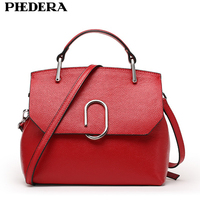 New Popular Cowhide Fashion Women Handbags Real Leather Female Tote Bag Spring And Summer Women S