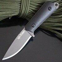 Hunting Knife Survival Fixed Blade Titanium Tactical Huntsman Knife Karambit Knives High Quality Camping EDC Knifes