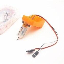 1 zestaw automatyczny czujnik poziomowania łóżka TL czujnik dotykowy tl-touch automatyczne poziomowanie do drukarki 3D Black wdowa
