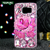 YESPURE Luxuty Bling Glitter 3d Rhinestone Phone Case For Samsung S6 Edge S7 Edge S8 Plus