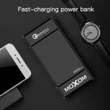 20000mAh Power Bank Dual USB Powerbank for Xiaomi External Battery Portable Charger For Mobile Phone Tablets Poverbank