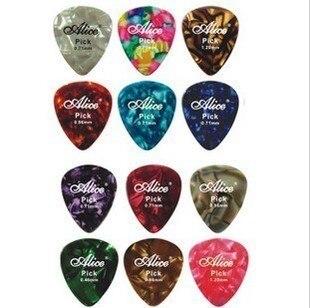 Alice Guitar pick ap-a . ap-100a xylonite paddles