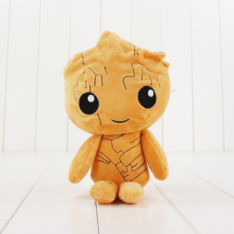 Seksi Film Guardian Galaksi 2 Mewah Toys Tarian Pohon Manusia Rocket  Raccoon Boneka Mewah Anak anak Hadiah di Film   TV dari Mainan   Hobi  AliExpress.com ... 62d1b11376
