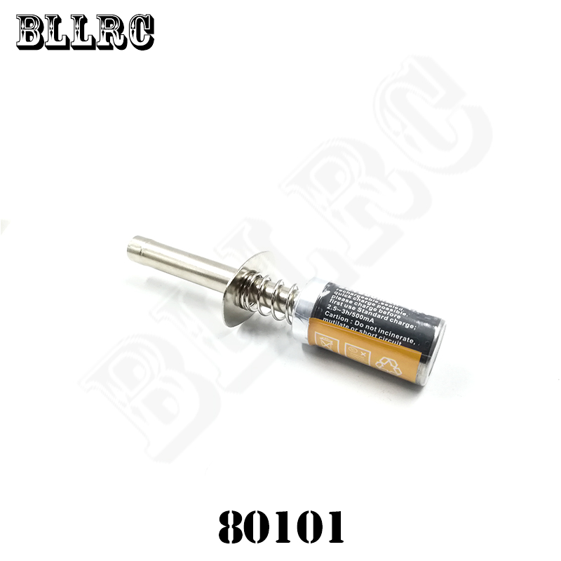 80101 HSP 1800mAh Rechargeable Glow Plug Igniter Ignition For RC Nitro Buggy Monster Truck Plane Boat Nitro Engine Starter Tool80101 HSP 1800mAh Rechargeable Glow Plug Igniter Ignition For RC Nitro Buggy Monster Truck Plane Boat Nitro Engine Starter Tool