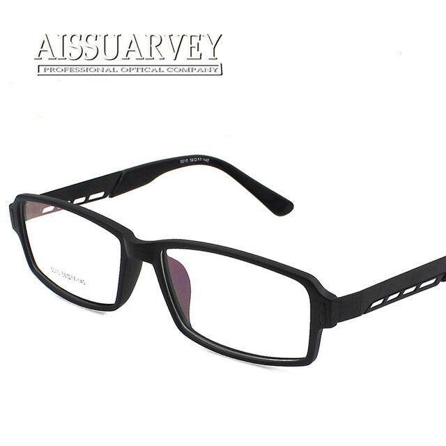 Корейские очки черный старинные полный обод мода большой широкий мужчины очки кадр рецепту 1606 простой сверхлегкий óculos на продажа