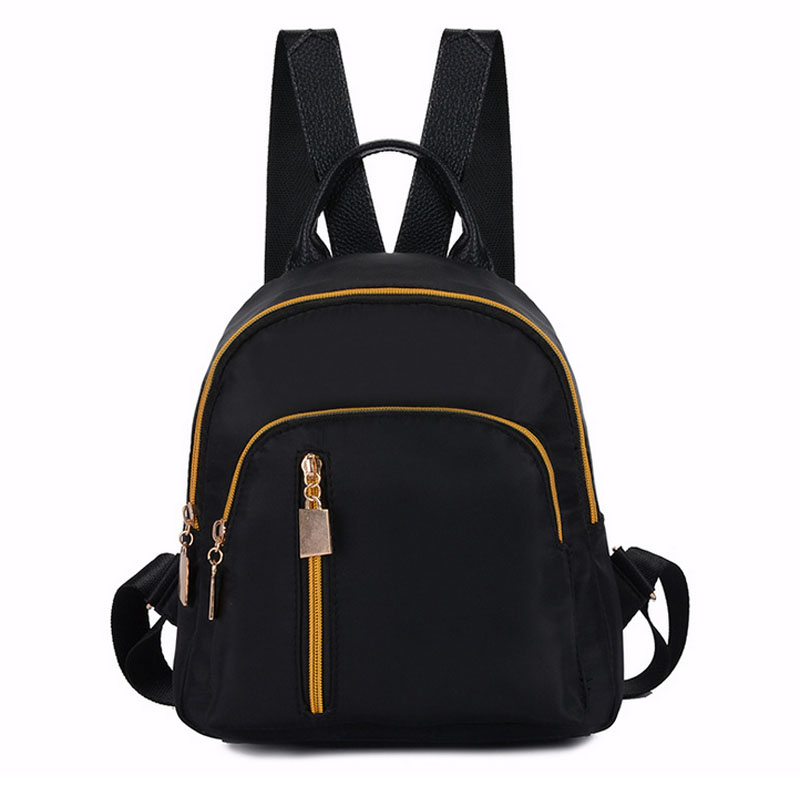 Casual Women Purse Backpack High Quality Oxford Backpacks For Girls Teenage School Girls Female School Shoulder Bag Travel Bag