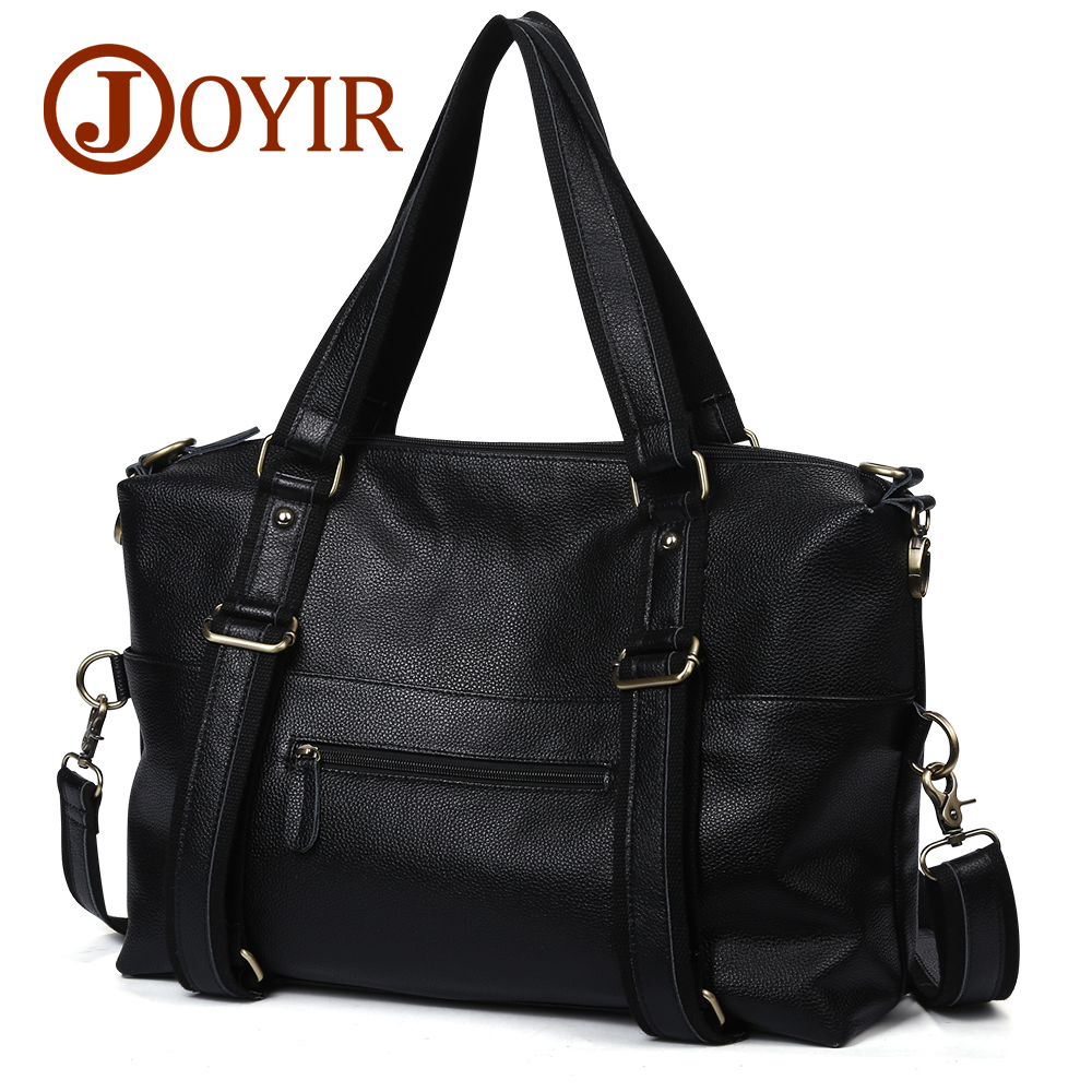 JOYIR Genuine Leather Bag Business Handbags Cowhide Men Crossbody Bags Men's Travel Bags Tote Laptop Briefcases Men's Bag B321 contact s genuine leather men bag casual handbags cowhide crossbody bags men s travel bags tote laptop briefcases men bag new