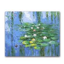 Coloriage Fleur De Nenuphar.Peinture Nenuphar Promotion Achetez Des Peinture Nenuphar