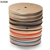 SWILET NEW 100M Pack 2 1 RSFR H Heat Shrink Tubing Bulk Spool Roll Reel Coil