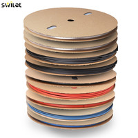 SWILET NEW 100M Pack 2 1 RSFR H Heat Shrink Tubing Bulk Spool Roll Reel Coil