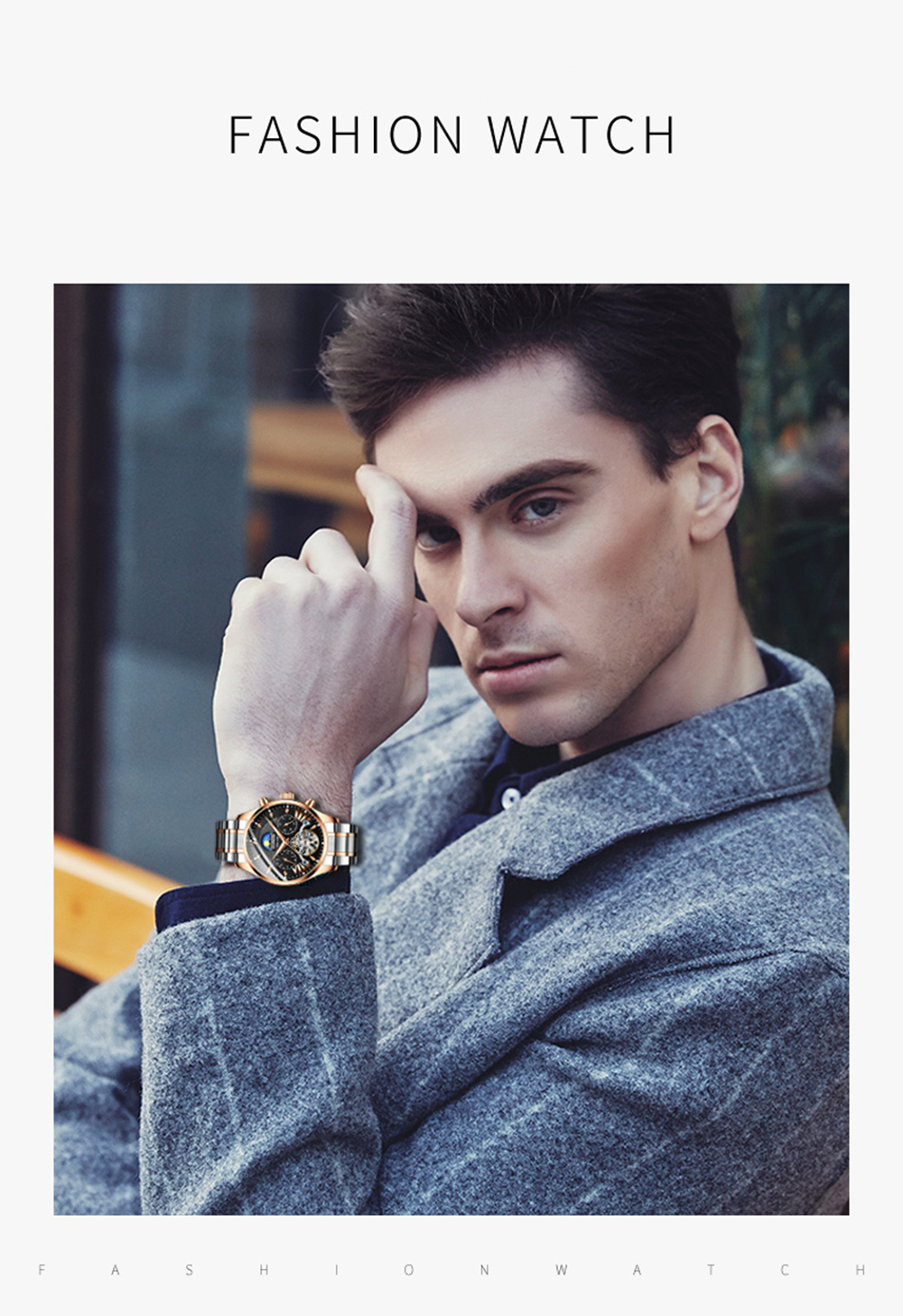HTB1 .ZsRhjaK1RjSZFAq6zdLFXaW GUANQIN 2019 clock men's/mens watches top brand luxury automatic/mechanical/luxury watch men gold tourbillon mens reloj hombre