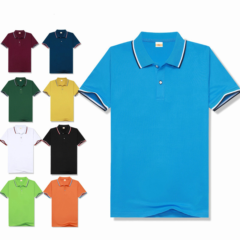 9 Color New   Polo   Shirt Men Solid Color Summer Mens   Polo   Shirts Casual with Short Sleeve Brand High Quality   Polo   Men Modal S-5XL