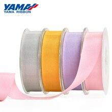 YAMA Rayon Petersham Ribbon 50Yards/roll 6 9 13 16 19 25 38 mm for Diy Handmade Gift Decoration Wedding Fashion Ribbons