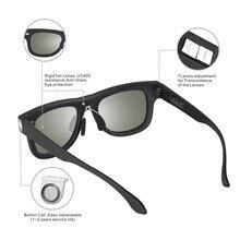 2019 電子調光機能サングラス液晶オリジナルデザイン液晶偏光レンズ工場直接供給特許技術