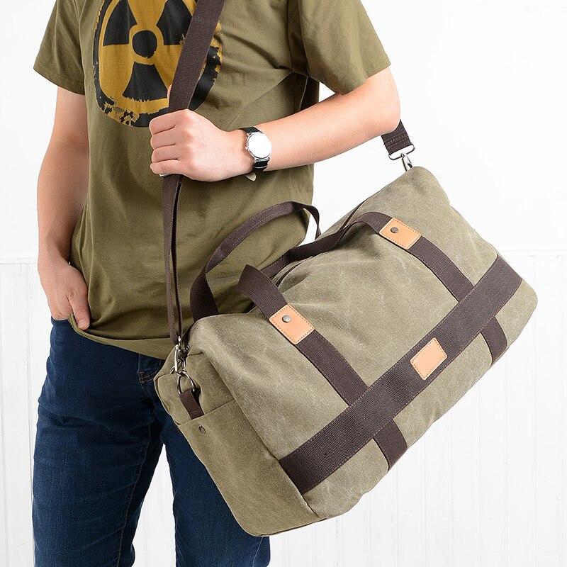 Aosbos Gym γυμναστικής τσάντα Ανδρών Γυναίκες καμβά Αθλητική τσάντα για γυμναστήριο Υπαίθρια ταξίδια αποθήκευσης ώμων Ανθεκτικές σακούλες εκπαίδευσης