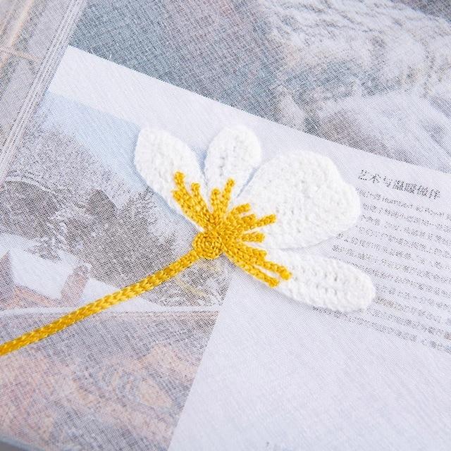 50x100CM/150CM Rod Pocket Embroidered Kapok Flowers Semi Tier Curtain Short Curtain For Kitchen Bathroom Living Room 4
