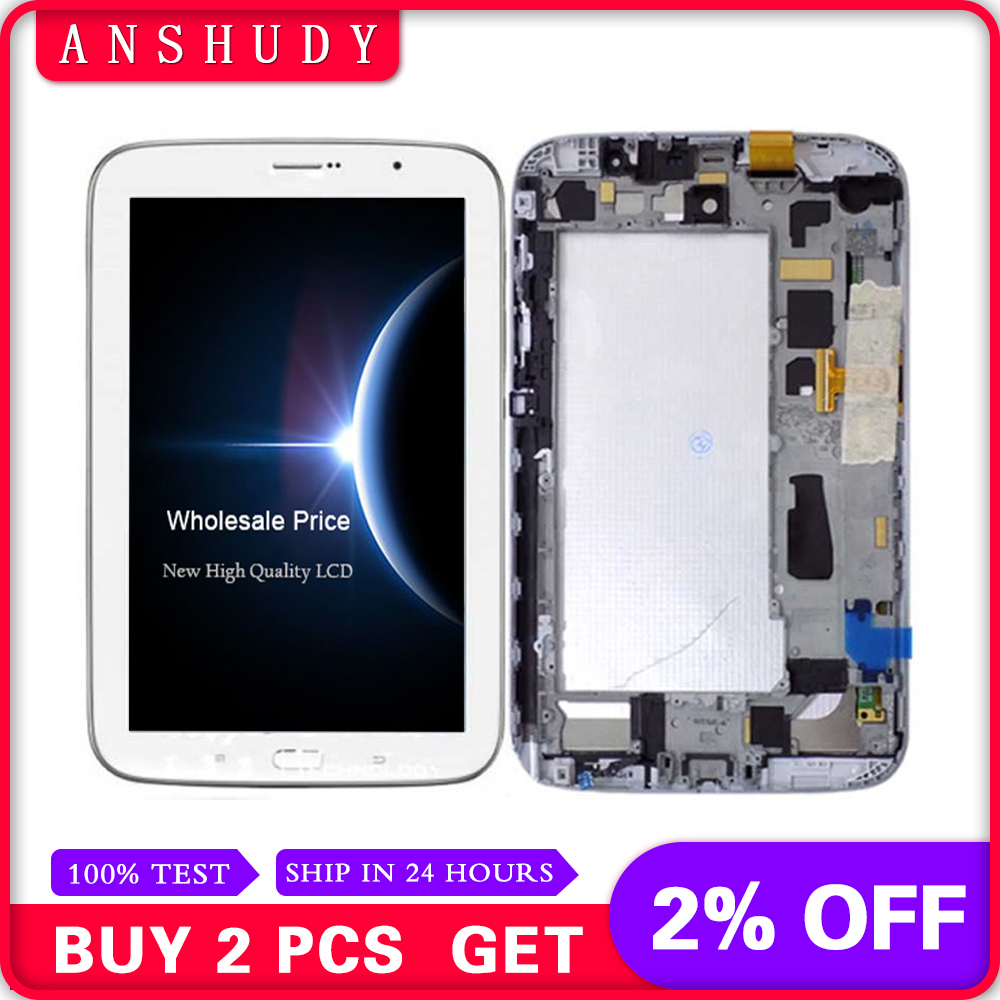 Mobile Phone Lcds Touch Screen Digitizer Sensor Panel Glass Assembly 2 Color For Samsung Galaxy Note 8 Gt-n5110 N5110 Lcd Display Monitor Mobile Phone Parts