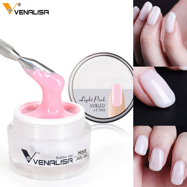 Online Shop VENALISA 30ml French Tips Hard Jelly Gel 24 Camouflage ...