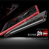 For Xiaomi Mi Mix Original Luphie Aluminum Metal Bumper Case Frame Cover For Xiaomi MIX Luxury
