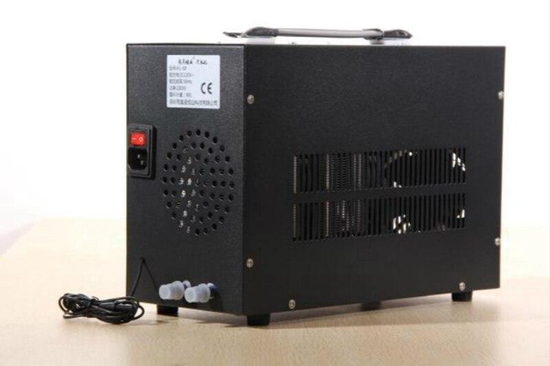 200 Вт электронного охладителей водяного охлаждения машины для менее 60L аквариум креветки вод Медузы