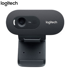 Asli Logitech C270i IPTV HD PC Mini Kamera Built-In Mikrofon USB2.0 Drive Gratis Webcam(China)