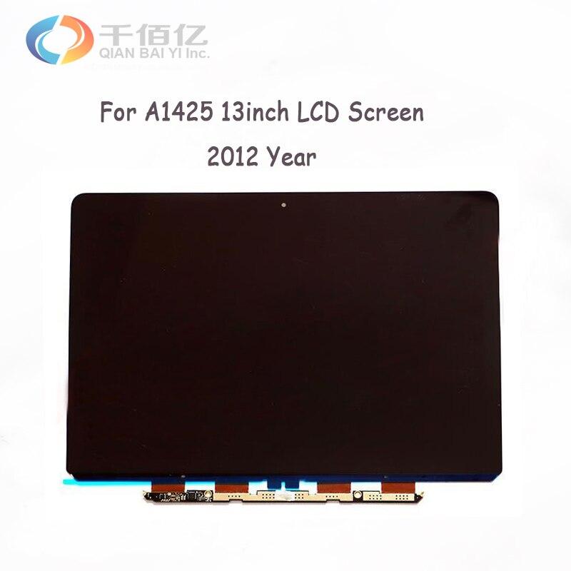 Ordinateur portable 100% Nouveau A1425 LCD Écran 13' Pour Macbook Pro Retina A1425 LCD Écran D'affichage 2012 Année