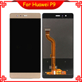 For Huawei P9 EVA-L09 EVA-L19 EVA-AL00 LCD display Screen with Touch Screen digitizer With Tools  bezel assembly full sets