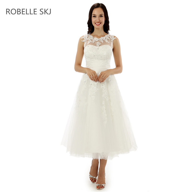 Aliexpress.com : Buy Short Ivory Vintage Lace Wedding