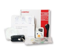 factory direct sell Contec TLC6000 Dynamic 12 Lead Holter Systems,48 Hours Recorder, ecg machine