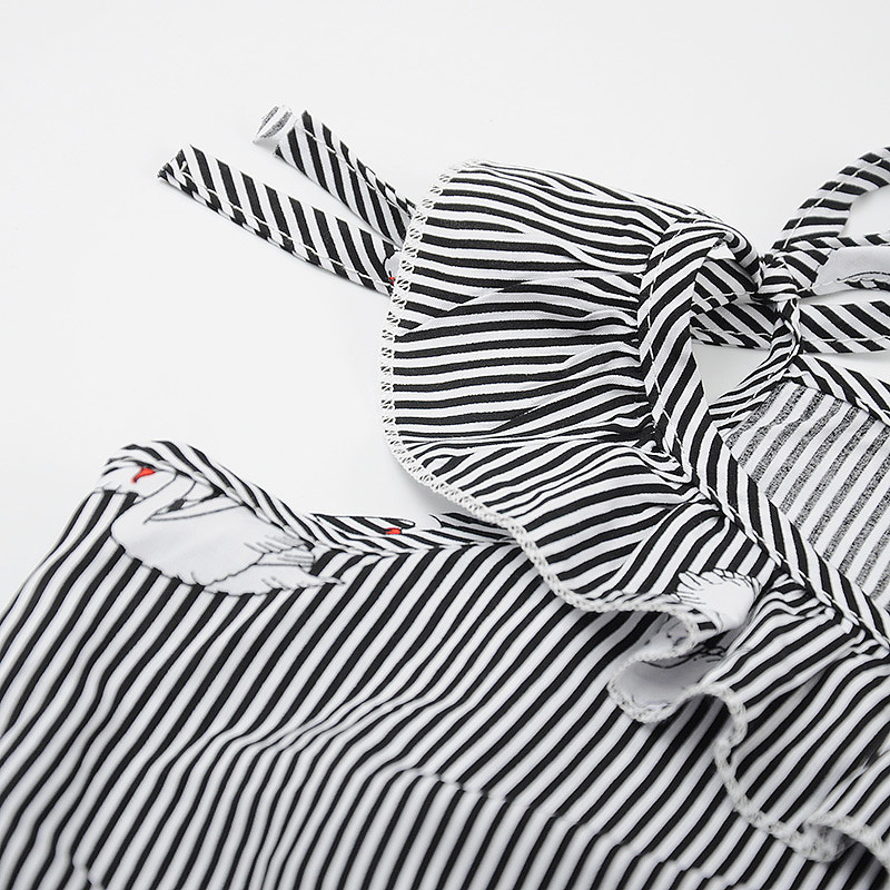 HTB1 .fFoKuSBuNjSsplq6ze8pXaf - (4 sets/lot) New 2018 Summer Girls' Clothing Sets Striped T-shirt & Shorts Baby Girl 2 PCs Set  8042615